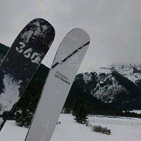 Carlos – Classes d'esquí